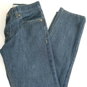 Levi 511 Slim Boys 18 29x29 Dark Wash Jeans